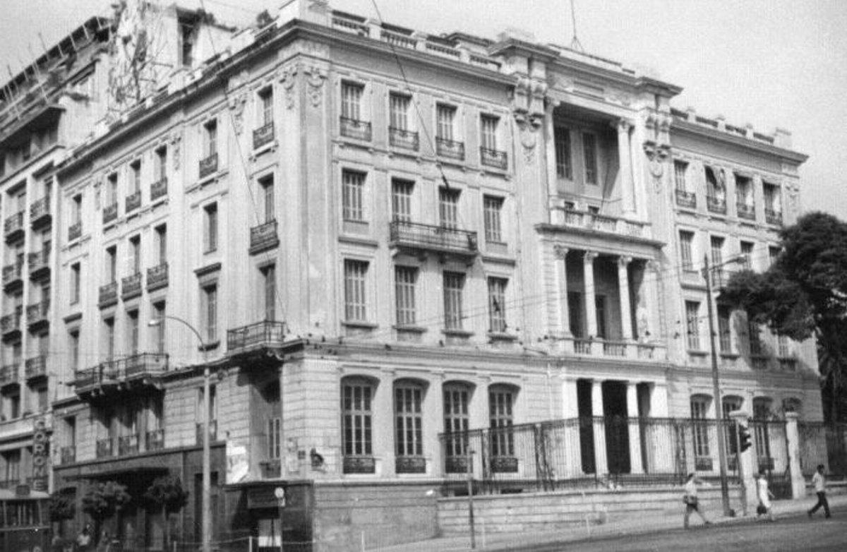 Παλιά Αθήαν κτήρια που δεν υπάρχουν πια Μέγαρο Παπούδωφ