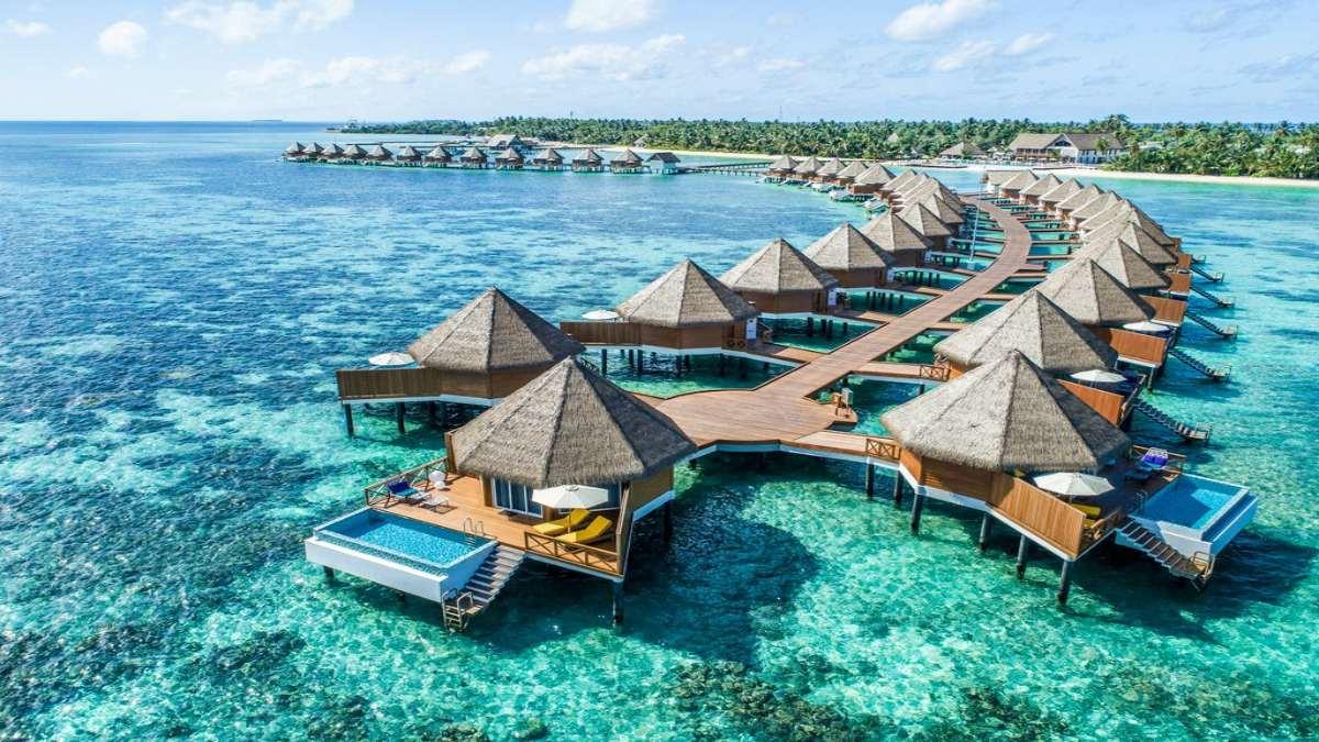 μαλδίβες τουρίστες ξενοδοχείο