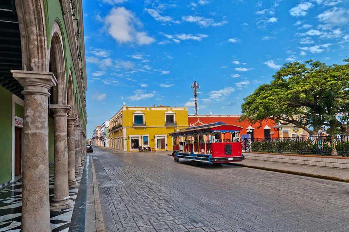 Μερίδα Μεξικό κέντρο πόλης