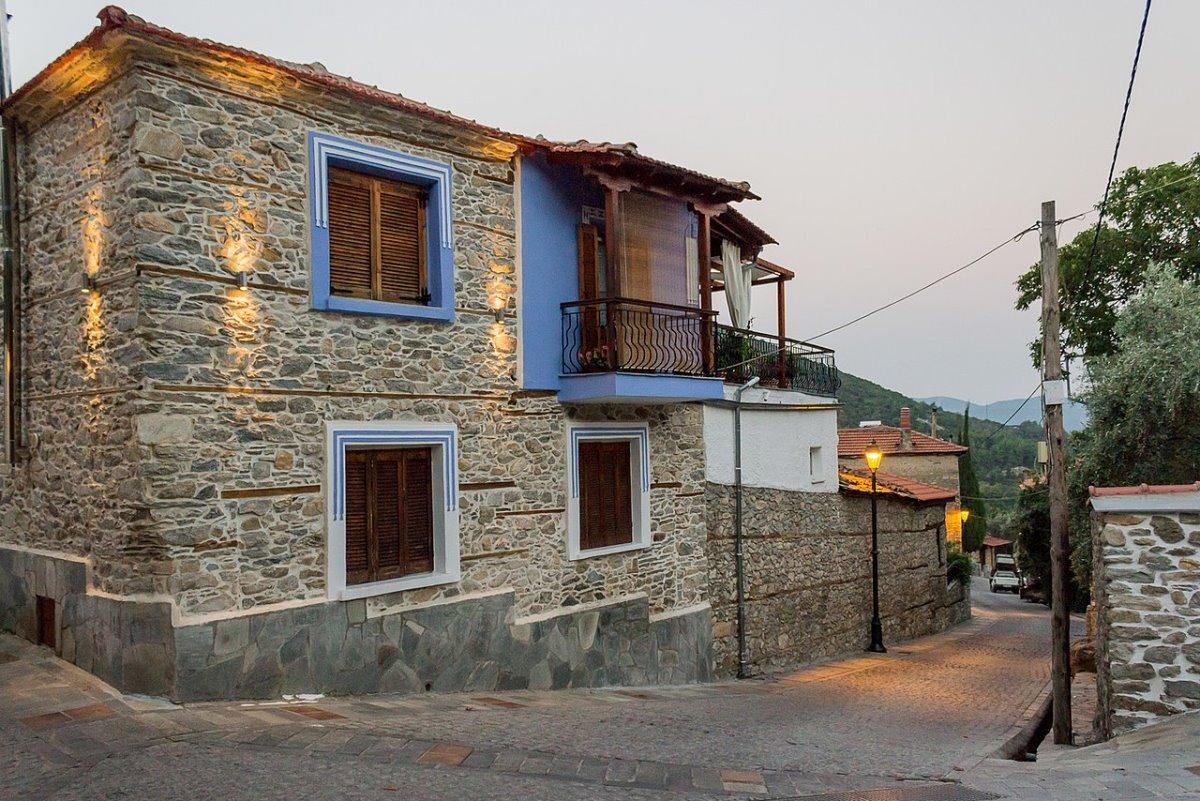 Χωριό Μεσορόπης Καβάλα μονοήμερη από Θεσσαλονίκη
