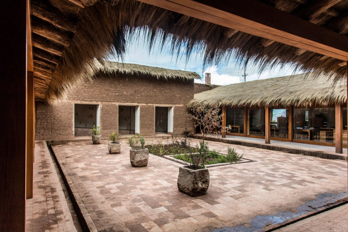 Mil Περού στα 5 απομακρυσμένα εστιατόρια τραπεζαρία