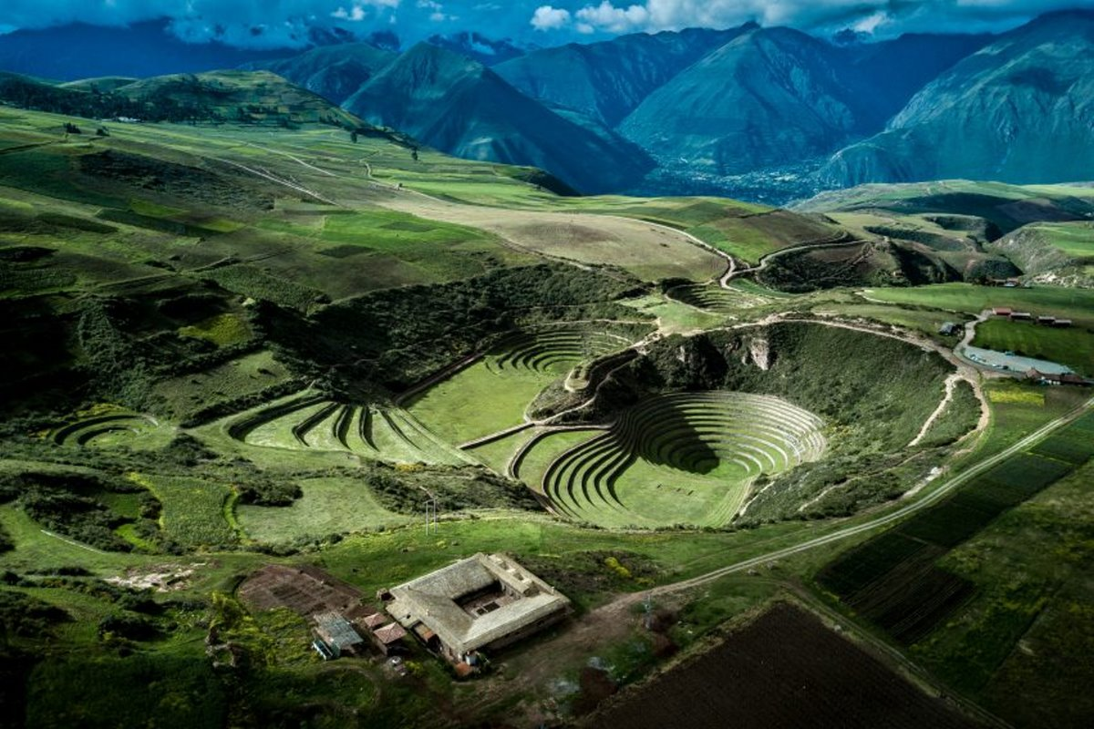 Mil Περού στα 5 απομακρυσμένα εστιατόρια