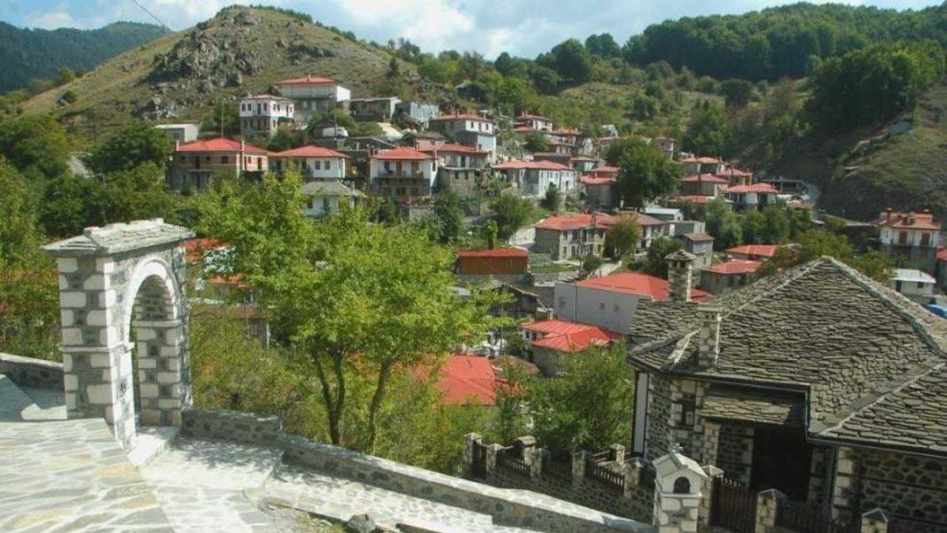 Ορεινό χωριό Μηλιά