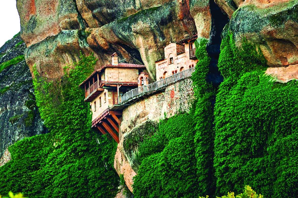 Μοναστήρια Μετέωρα