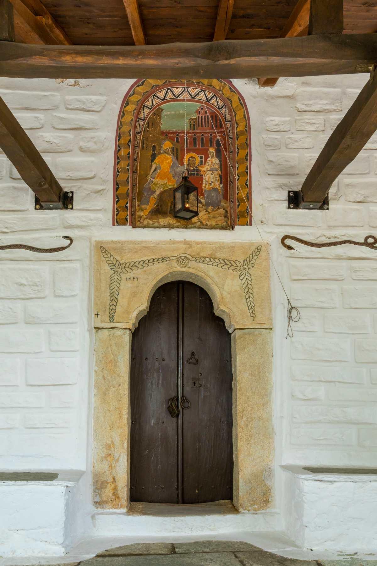 Βυζίτσα, Πηλιο, εκκλησία της Ζωοδόχου Πηγής