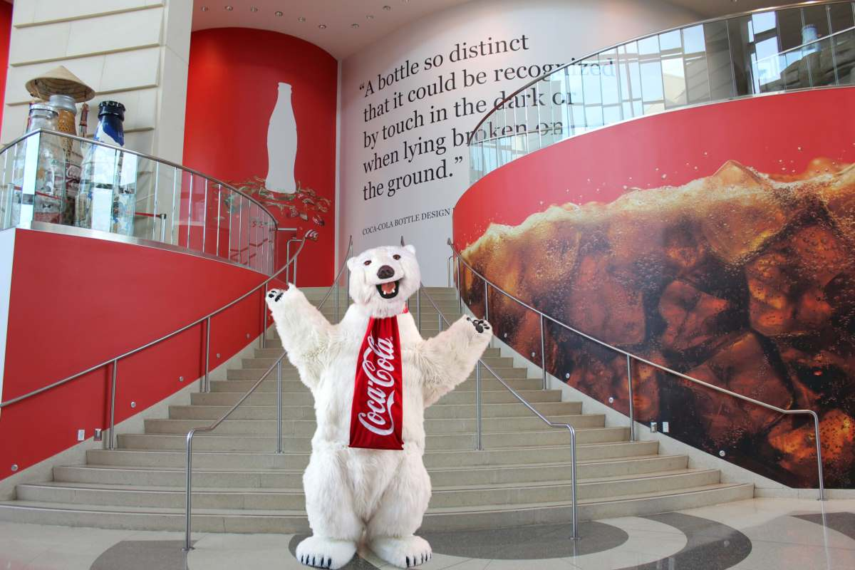 Μουσείο Coca-Cola στην Ατλάντα, ΗΠΑ