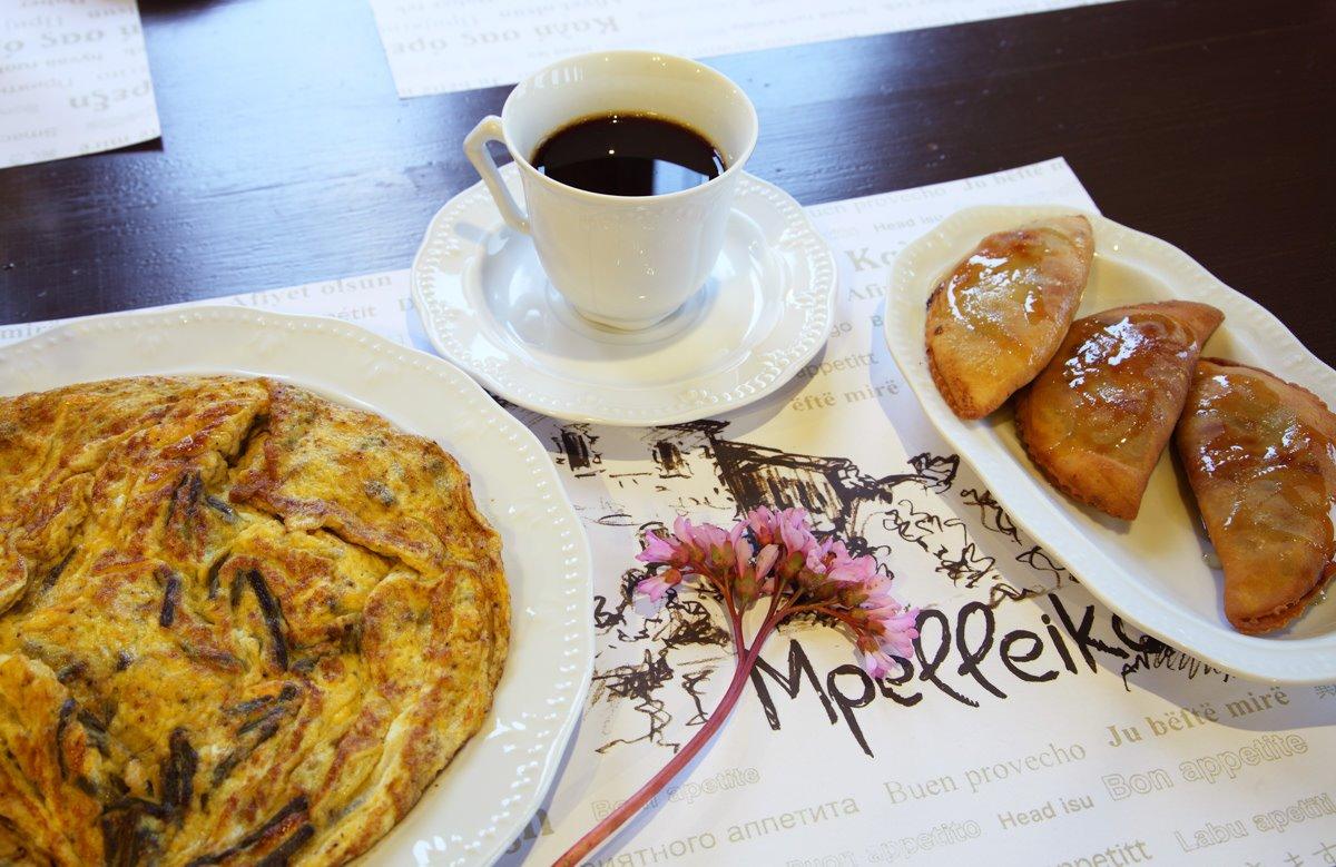 Ξενώνας Μπελλαίικο Στεμνίτσα σπιτικό πρωινό
