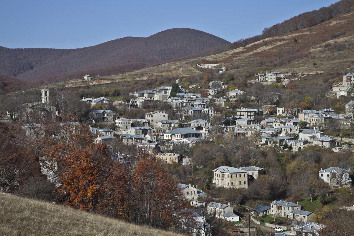 5 γραφικά χωριά Νυμφαίο Βίτσι