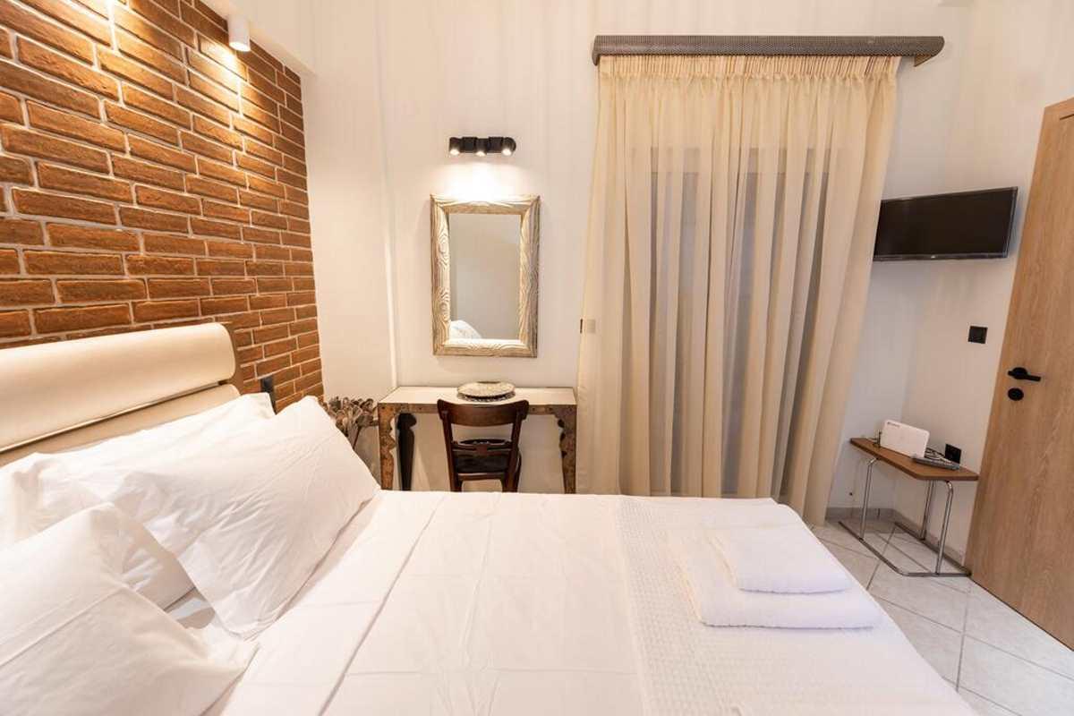 oikion hotel κρεβάτι δίκλινο