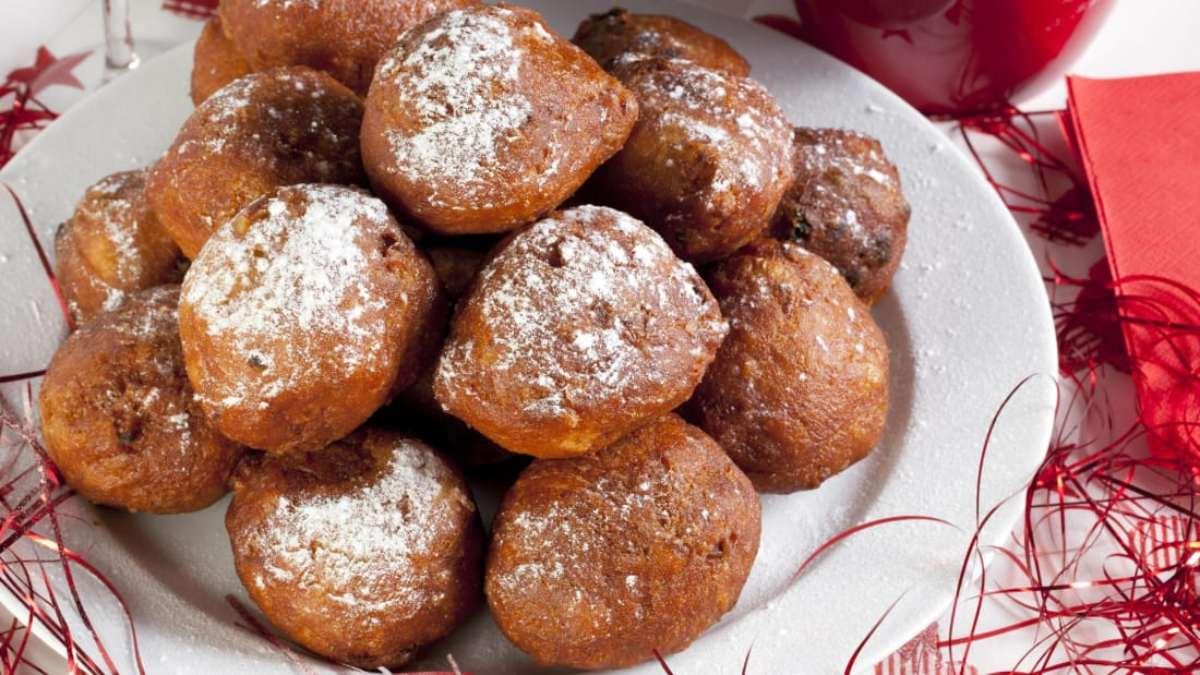 Oliebollen, Ολλανδία άγνωστο γλυκό