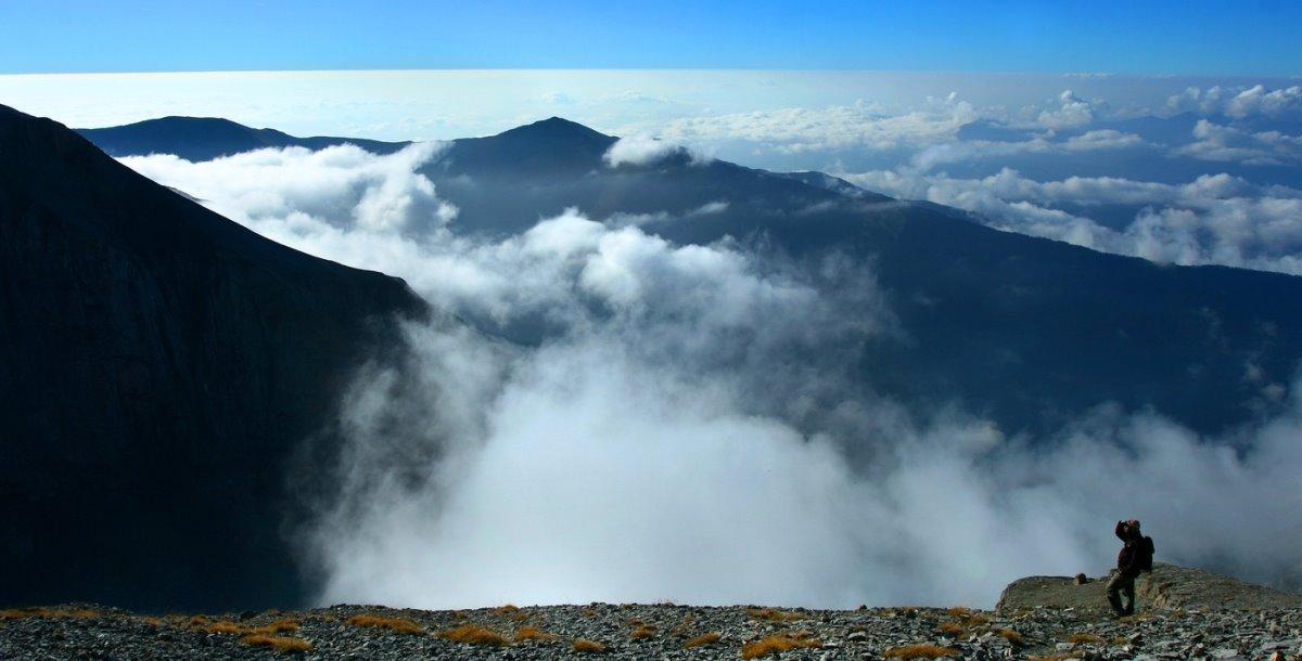 Όλυμπος ταξίδι σε 6 βουνά της Ελλάδας υπέροχη θέα