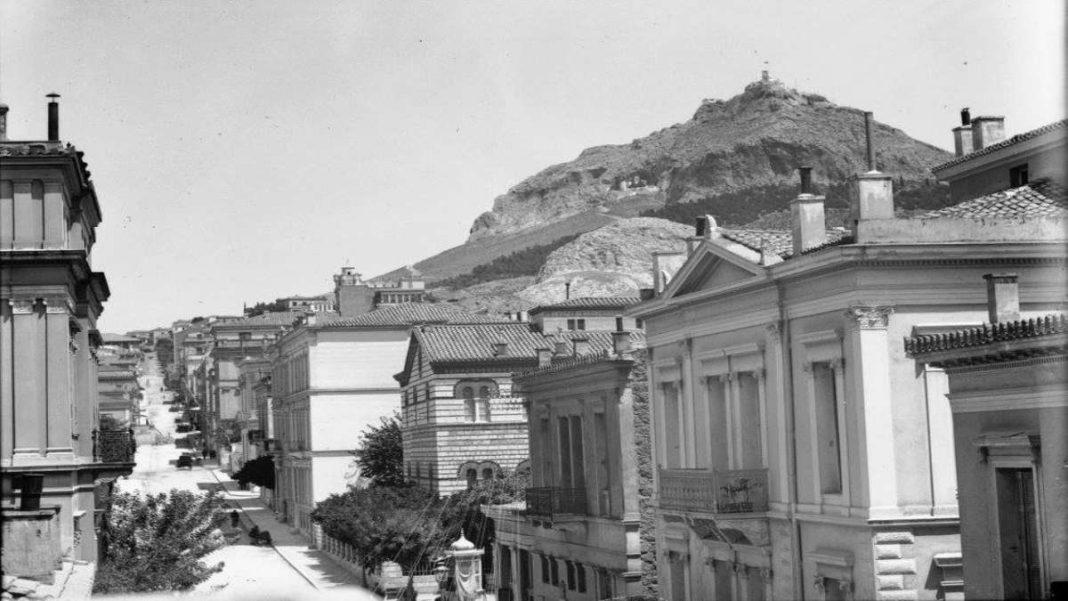 παλιά Αθήνα κτήρια που δεν υπάρχουν πια