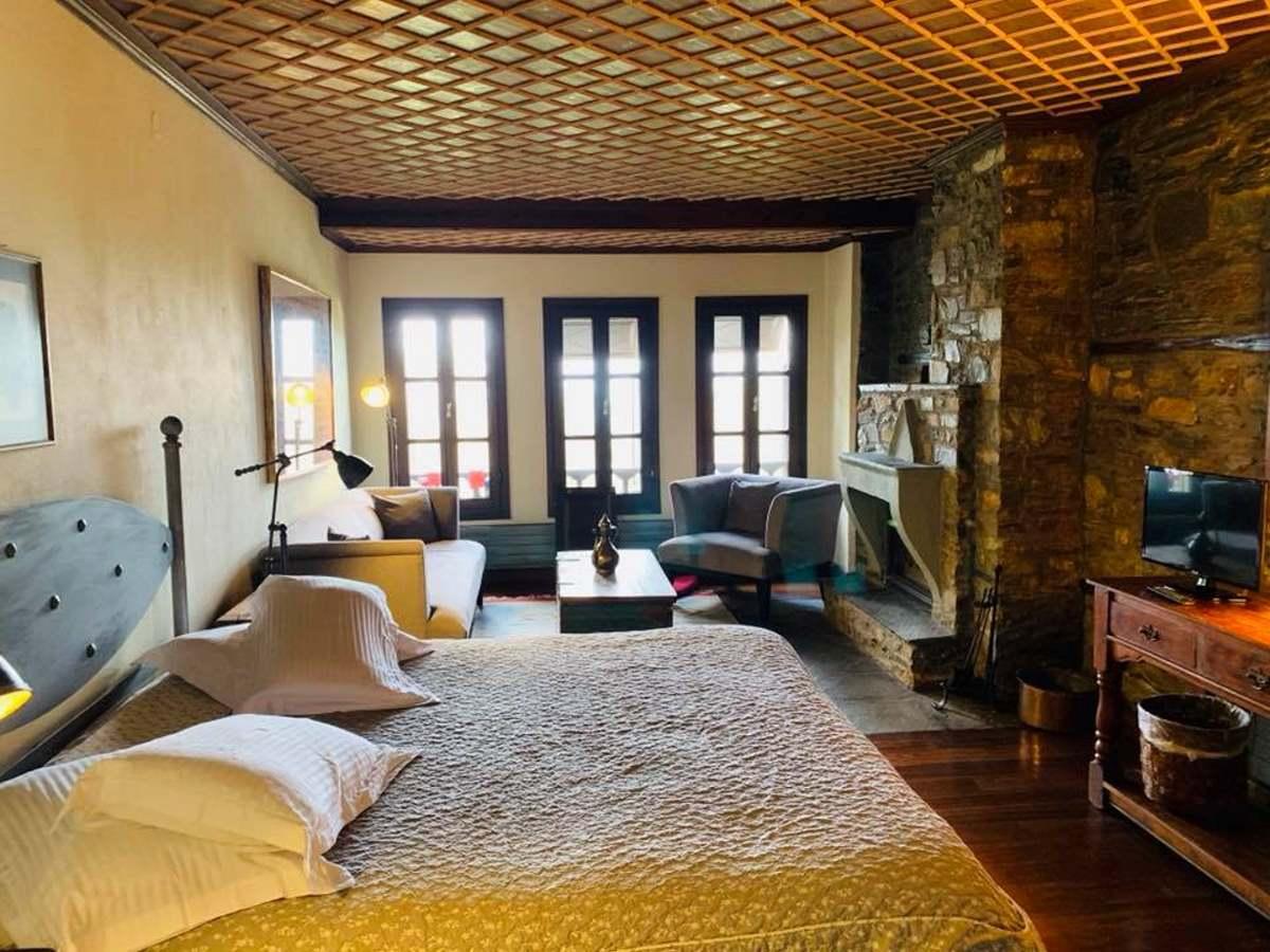 Palio Eleotrivio Guesthouse δωμάτιο