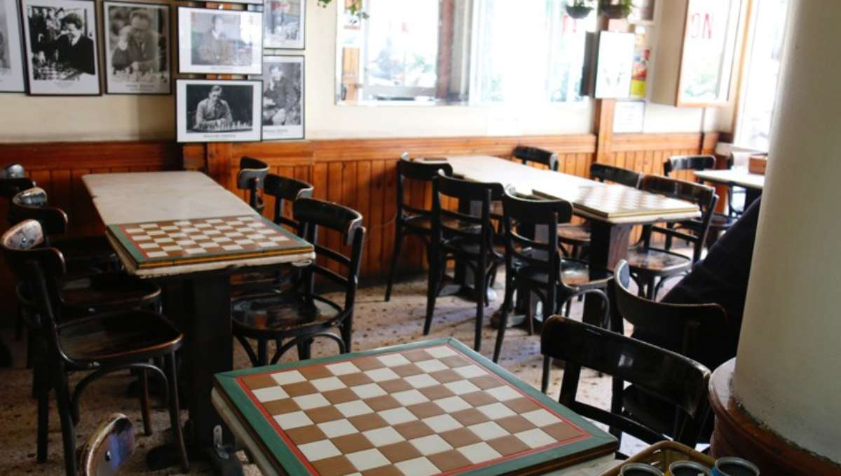 Πανελλήνιον καφενείο Αθήνα