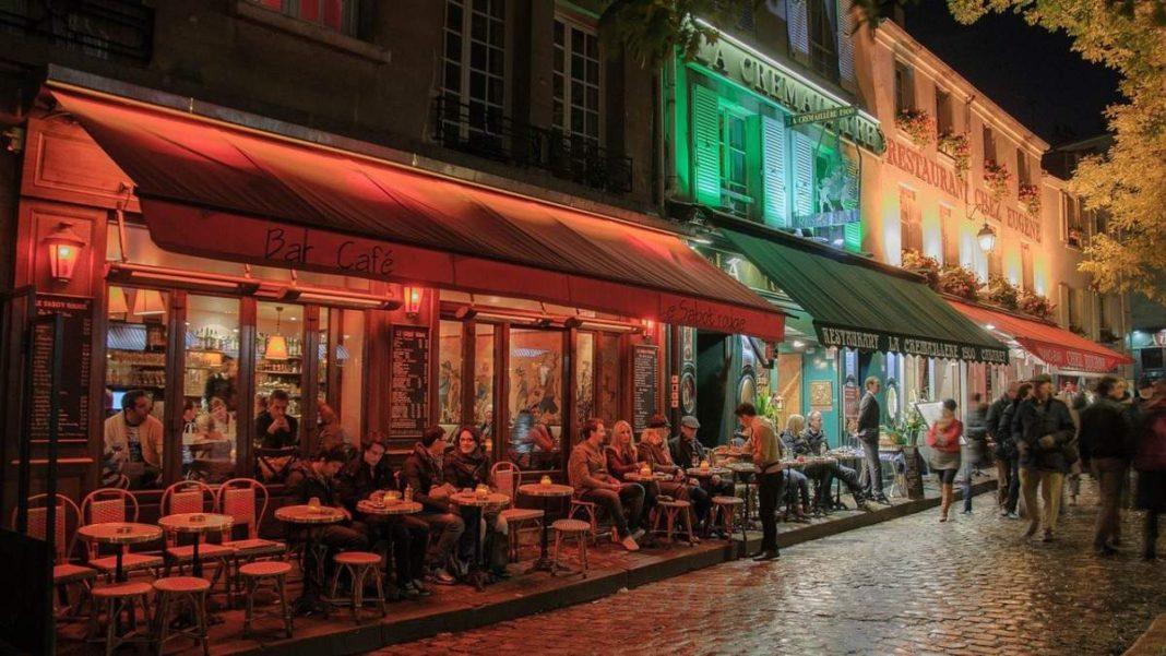 Παρίσι κλέισιμο λόγω κορονοϊού και μπαρ
