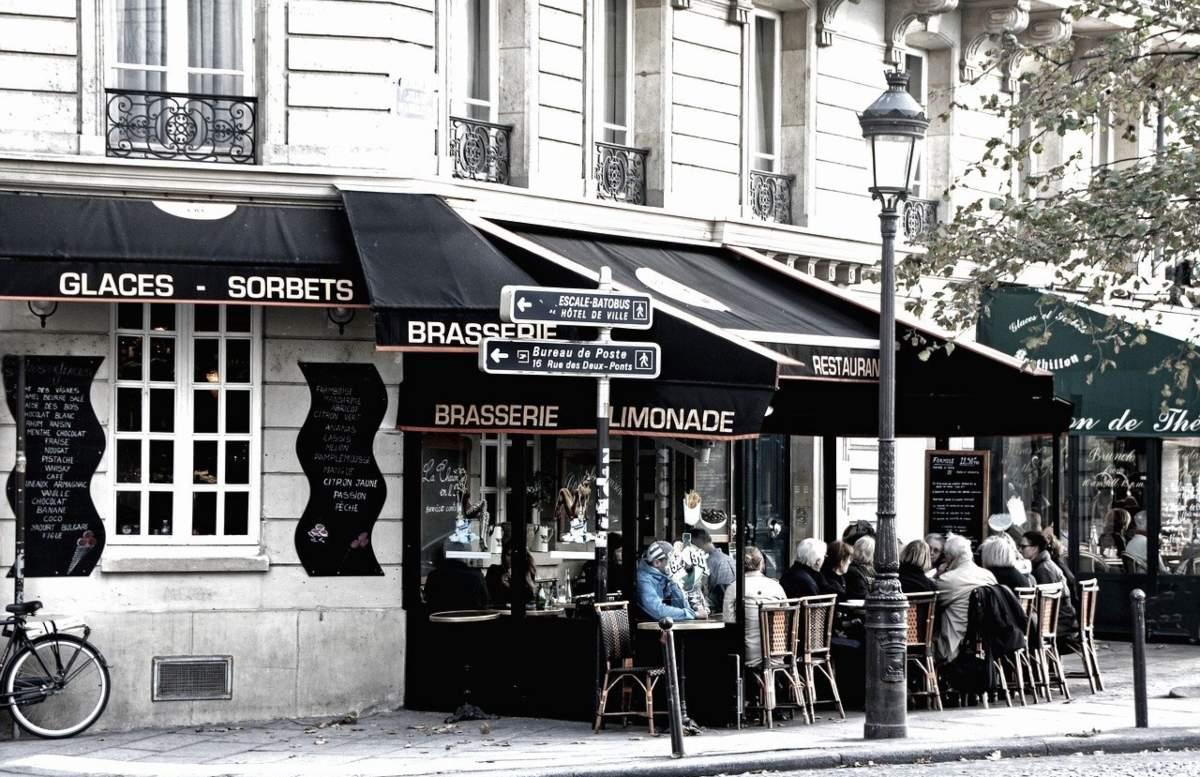 Παρίσι, βόλτα για καφέ