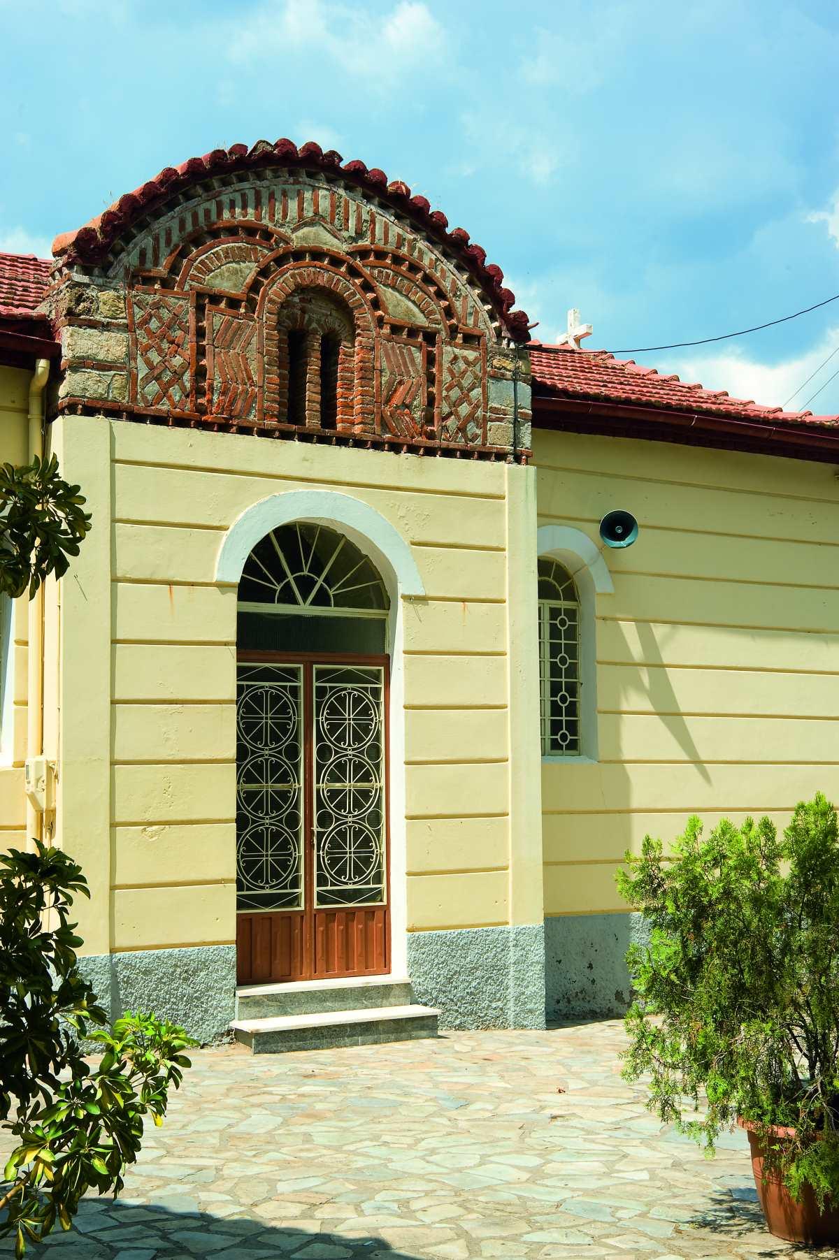 Εκκλησία, στο Παρόρι Λακωνίας