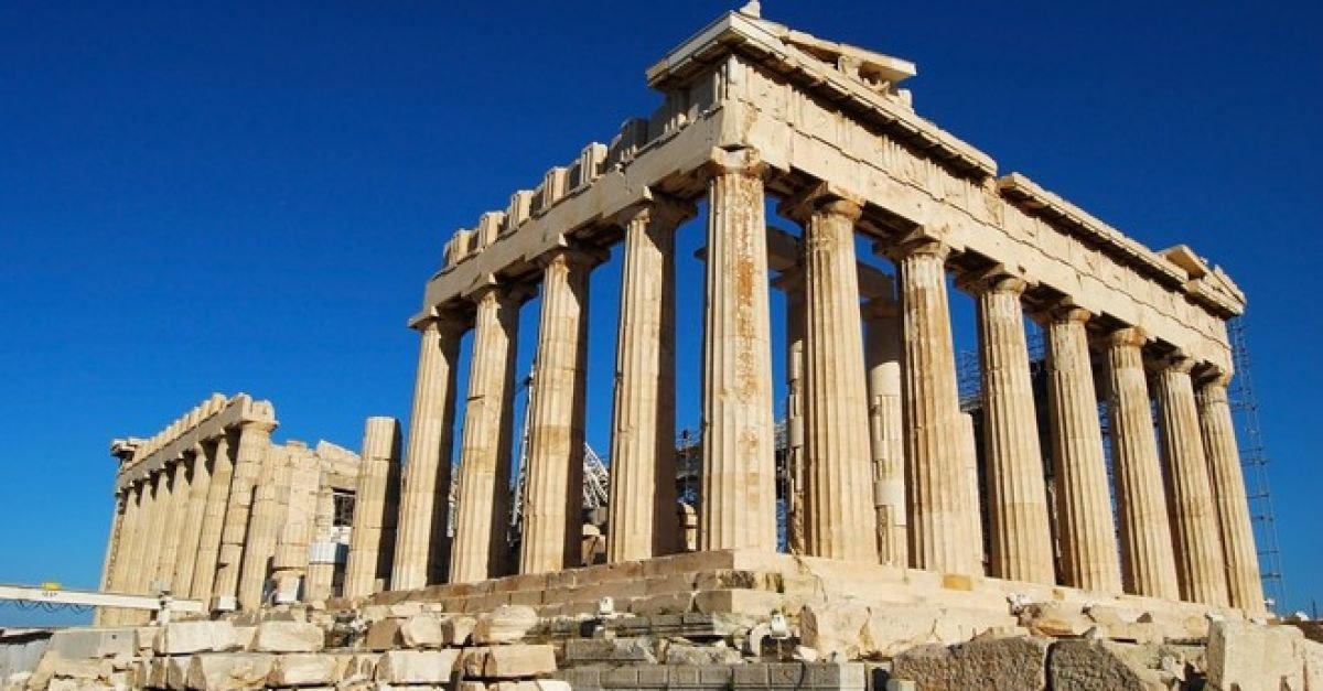 Παρθενώνας σε κοντινό στην Ακρόπολη 5 αλήθειες που αγνοείτε