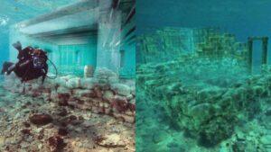 """Η βυθισμένη """"Πομπηία"""" της Ελλάδας είναι η αρχαιότερη πόλη του κόσμου! Ιστορία & πολιτισμός κάτω από το νερό… (βίντεο)"""