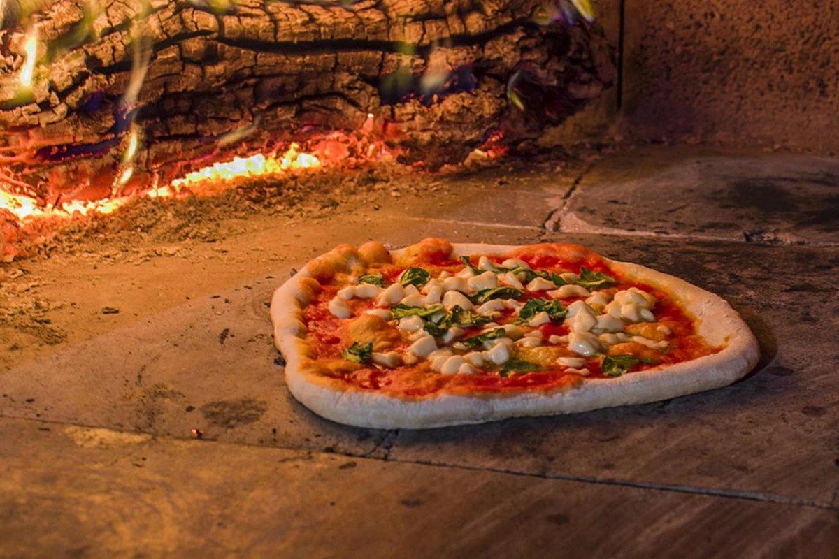 πίτσα Μαργαρίτα top εμπειρία φαγητού Νάπολη