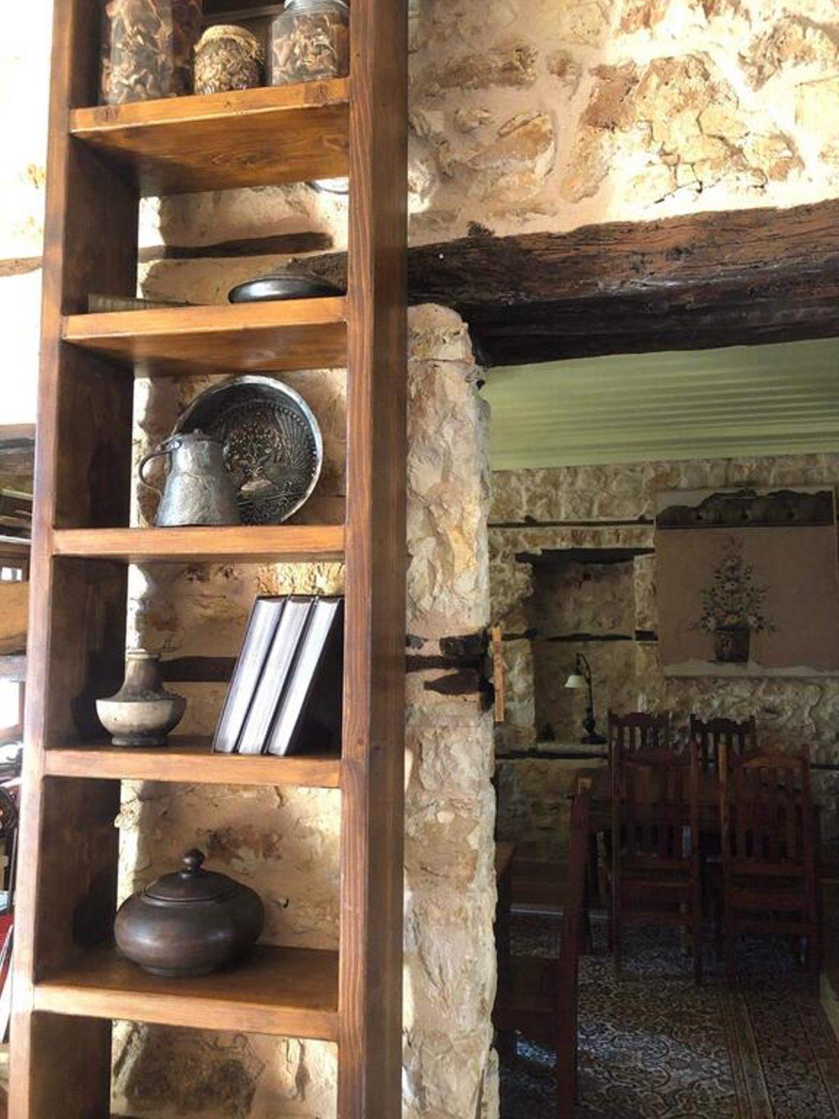 Πωγώνι ακριτικό χωριό Ηπείρου Paeonia Suites διακοσμητικά