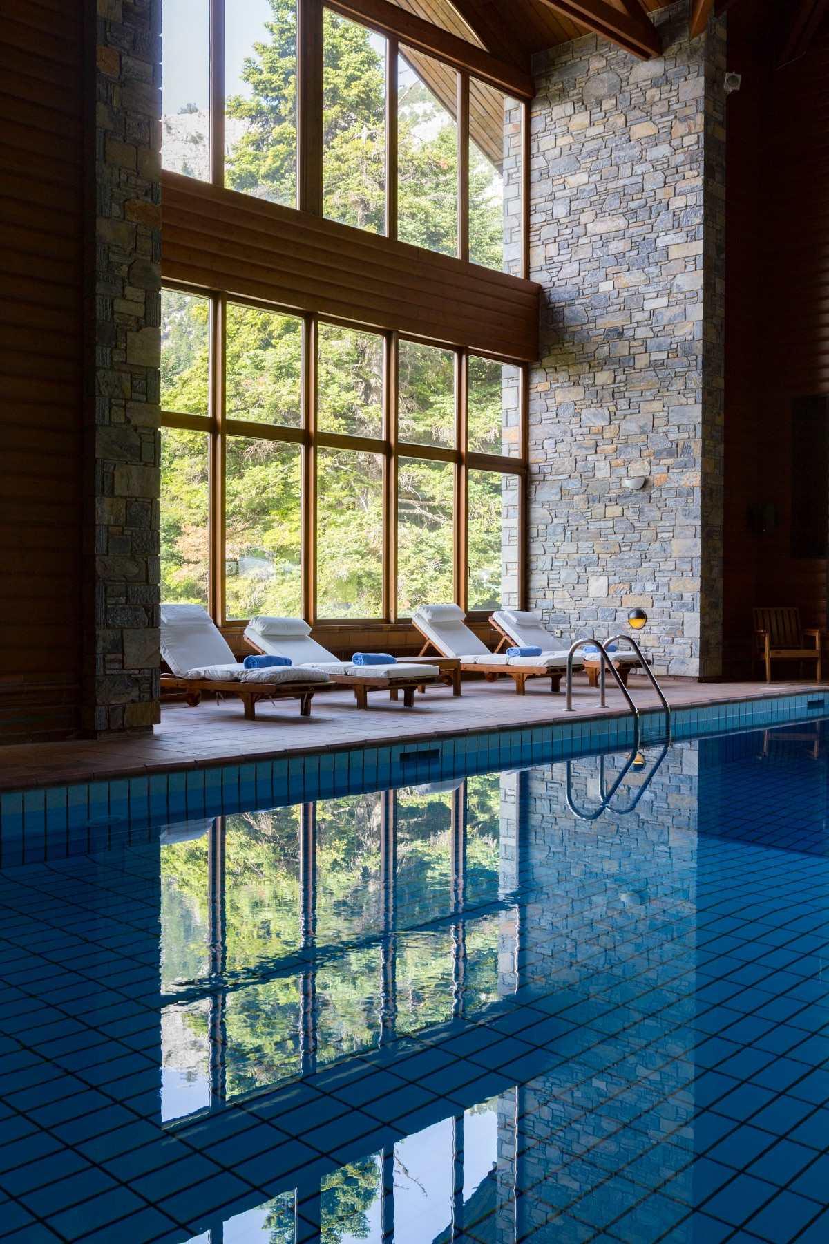 Elatos Resort, πισίνα