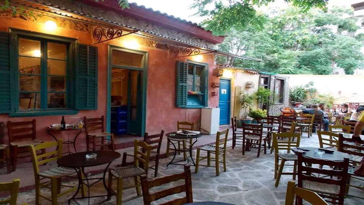 Sabir καφενείο Αθήνα