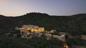 Ξενοδοχείο-παλάτι για να ζήσετε σαν… βασιλιάδες!