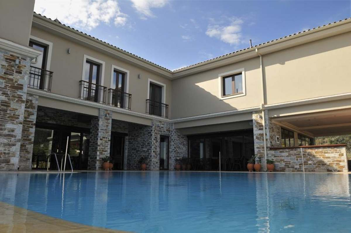 Hotel Setta Alonia πισίνα