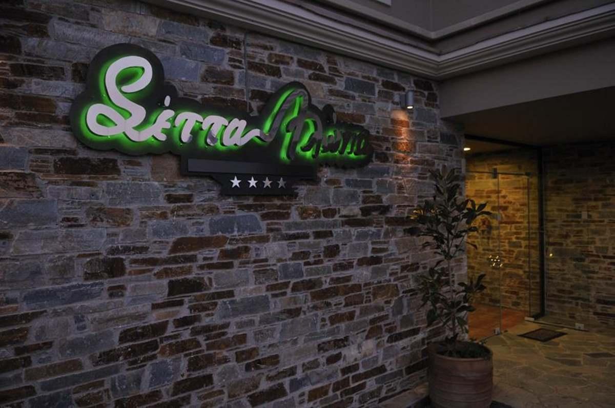 Hotel Setta Alonia είσοδος
