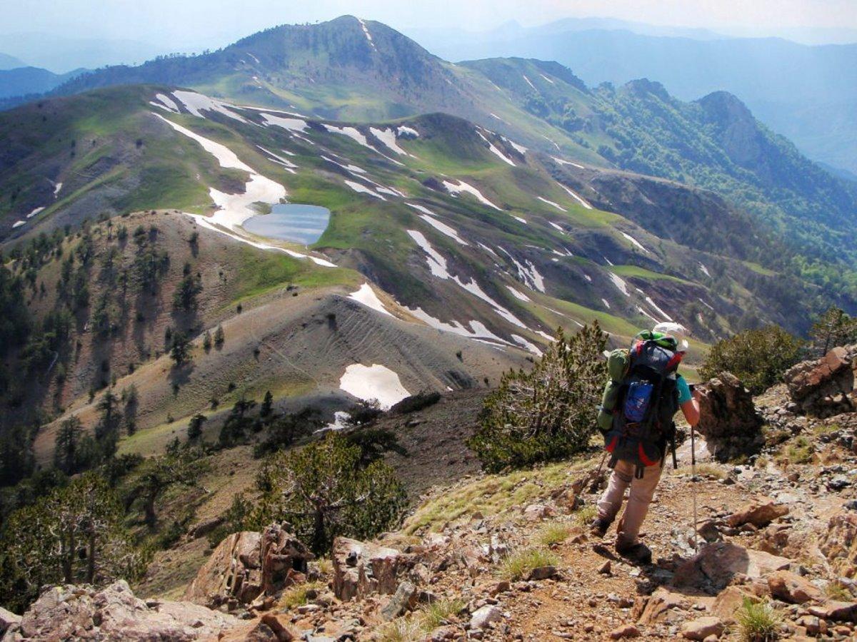 Σμόλικας ταξίδι σε 6 βουνά της Ελλάδας ορειβασία