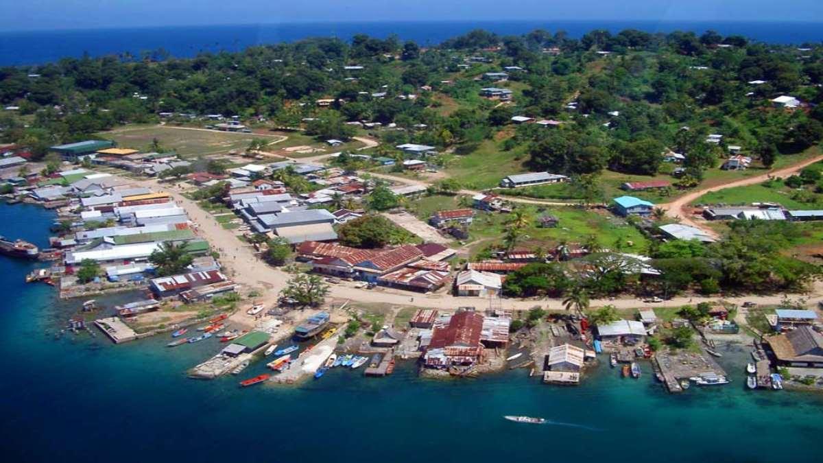 νησιά σολομώντα gizo