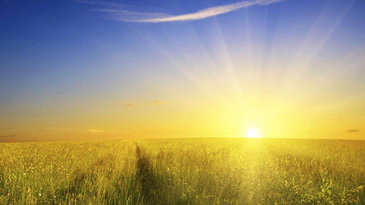 ηλιοφάνεια 15-10 καλός καιρός
