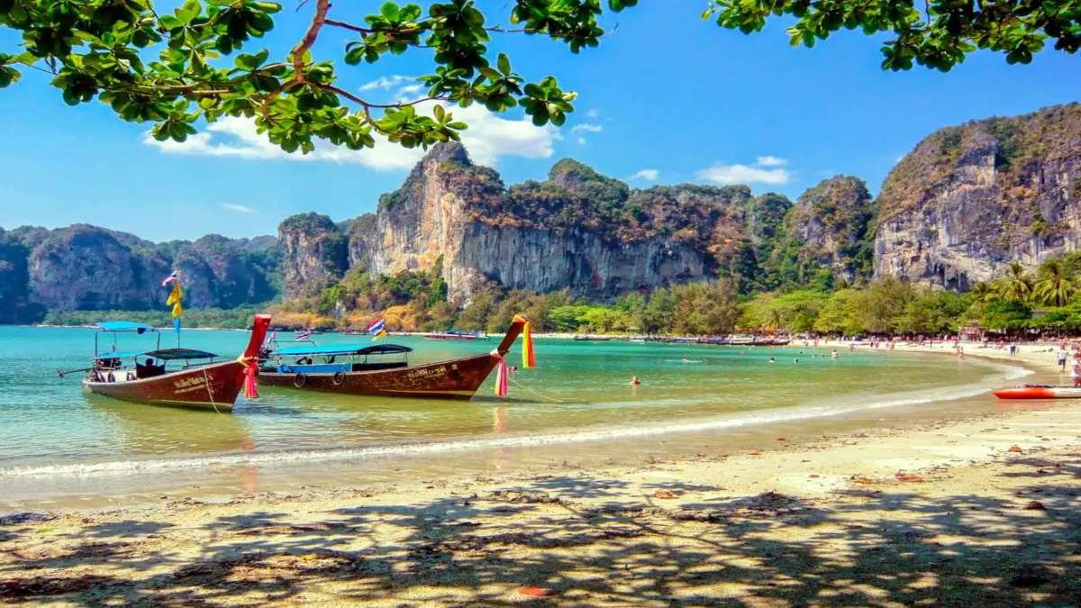 Ταϊλάνδη παραλία Πουκέτ