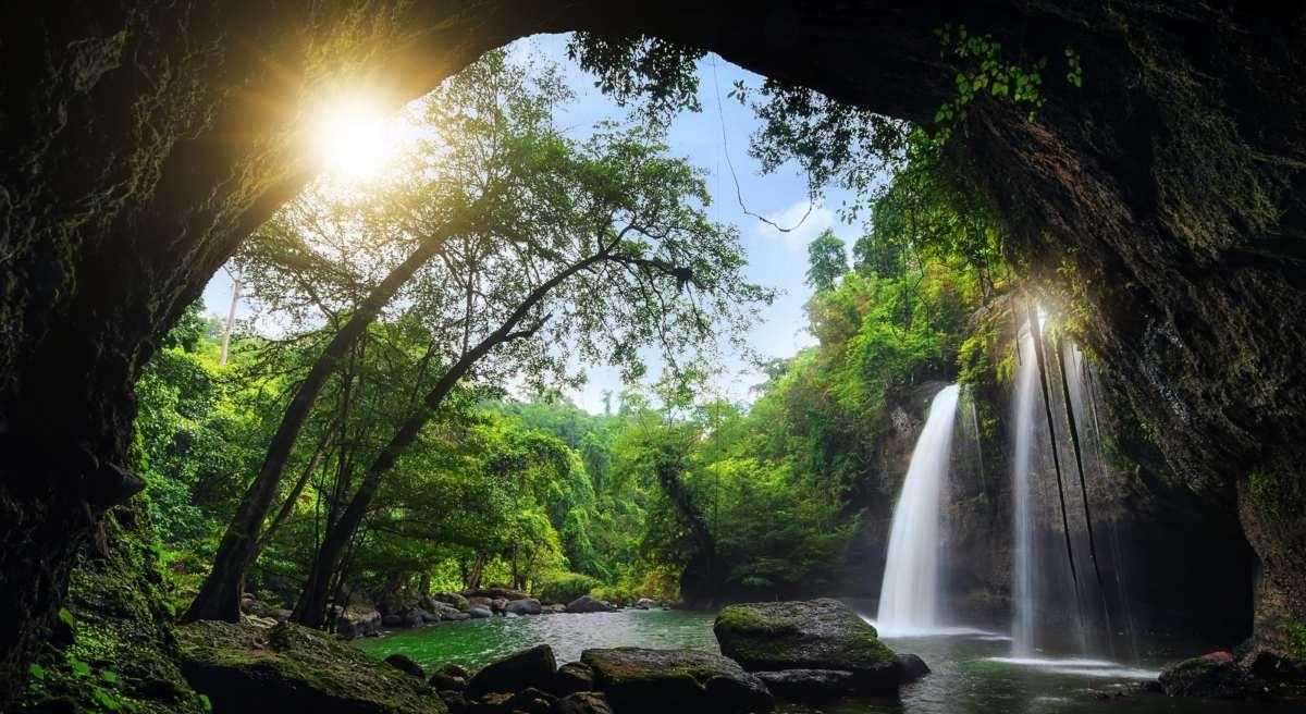 Ταϊλάνδη Εθνικό Πάρκο Khao Yai