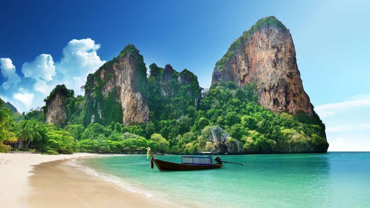Ταίλάνδη παραλία