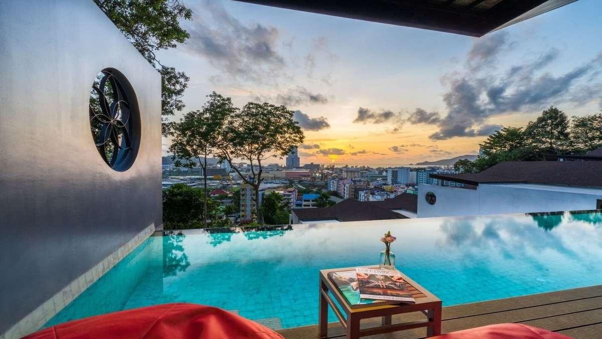 The Sense Resort 5άστερο ξενοδοχείο Πιουκέτ Ταϊλάνδη