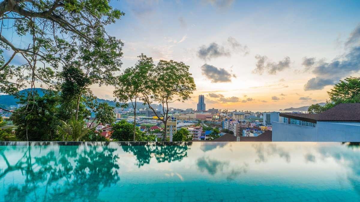 The Sense Resort 5άστερο ξενοδοχείο Πουκέτ Ταϊλάνδη