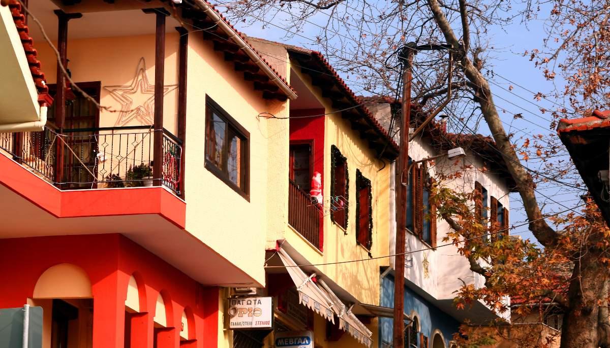 Θεσσαλονίκη, Άνω Πόλη