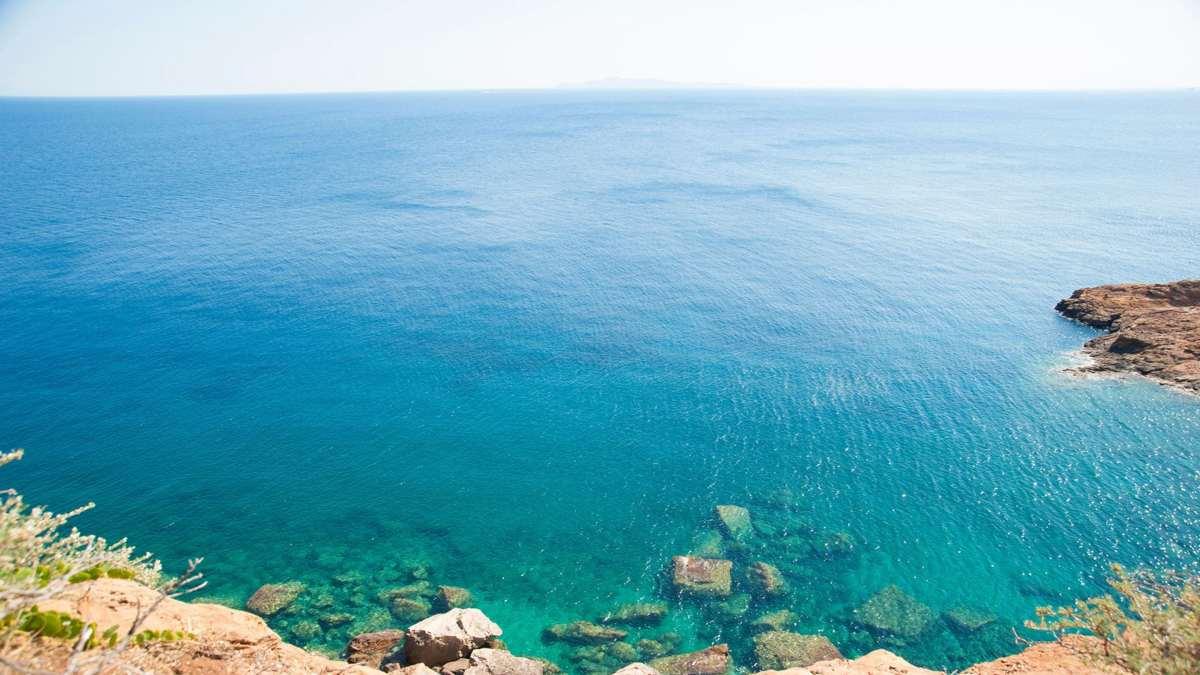 Παραλία Θυμάρι κοντά Αθήνα