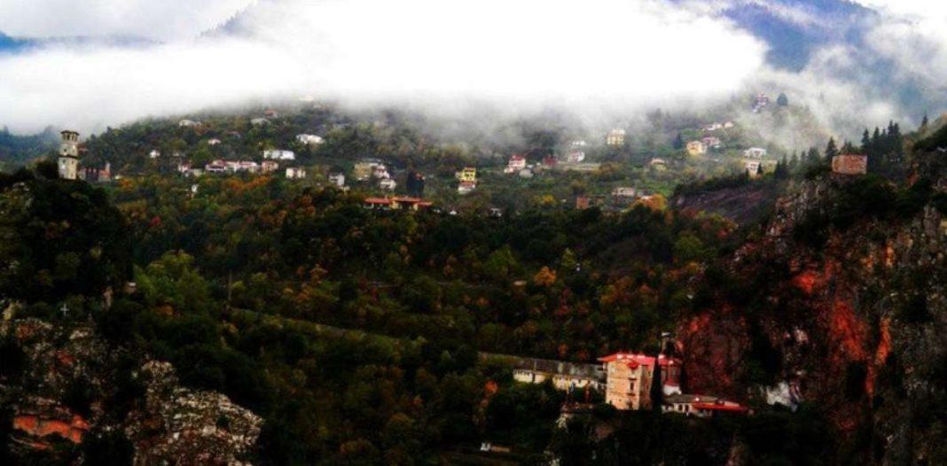 Τόρνος Ευρυτανία ορεινό χωριό