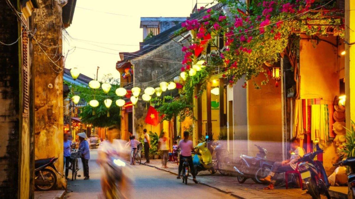 Νέες τάσεις στα ταξίδια το 2021 γειτονιά σε πόλη