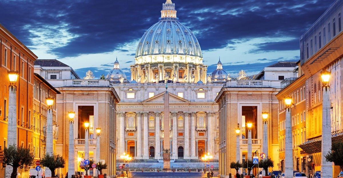 Βατικανό στους χειρότερους προορισμούς στην Ευρώπη