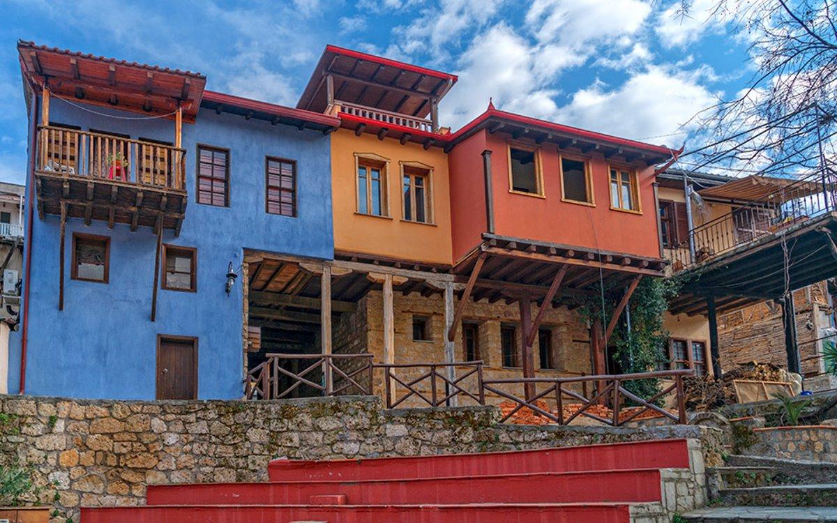Συνοικία Μπαρμπούτα Βέροια μονοήμερη από Θεσσαλονίκη