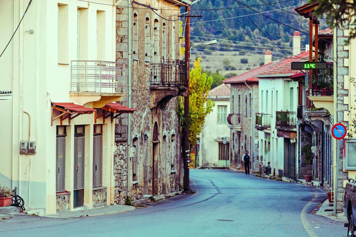 Βυτίνα χωριό