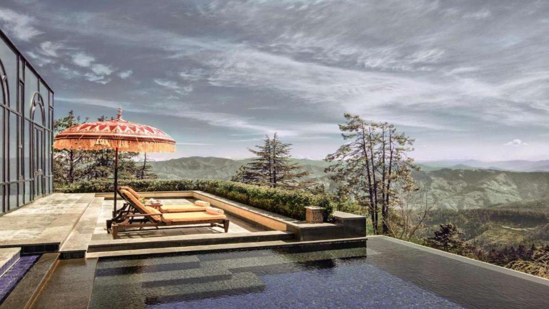 Ξενώνας Ελλάδα με θέα στα βουνά