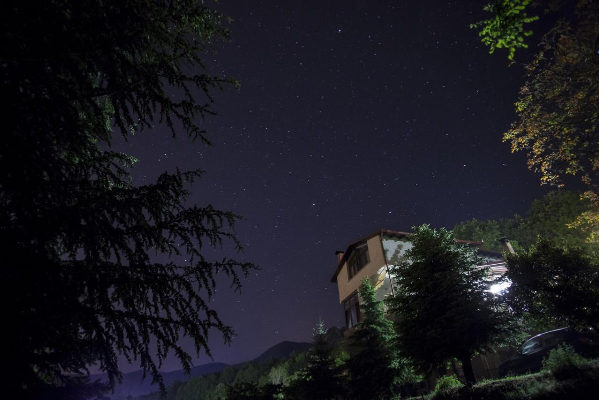 Ξενώνας με θέα Μηλίτσα