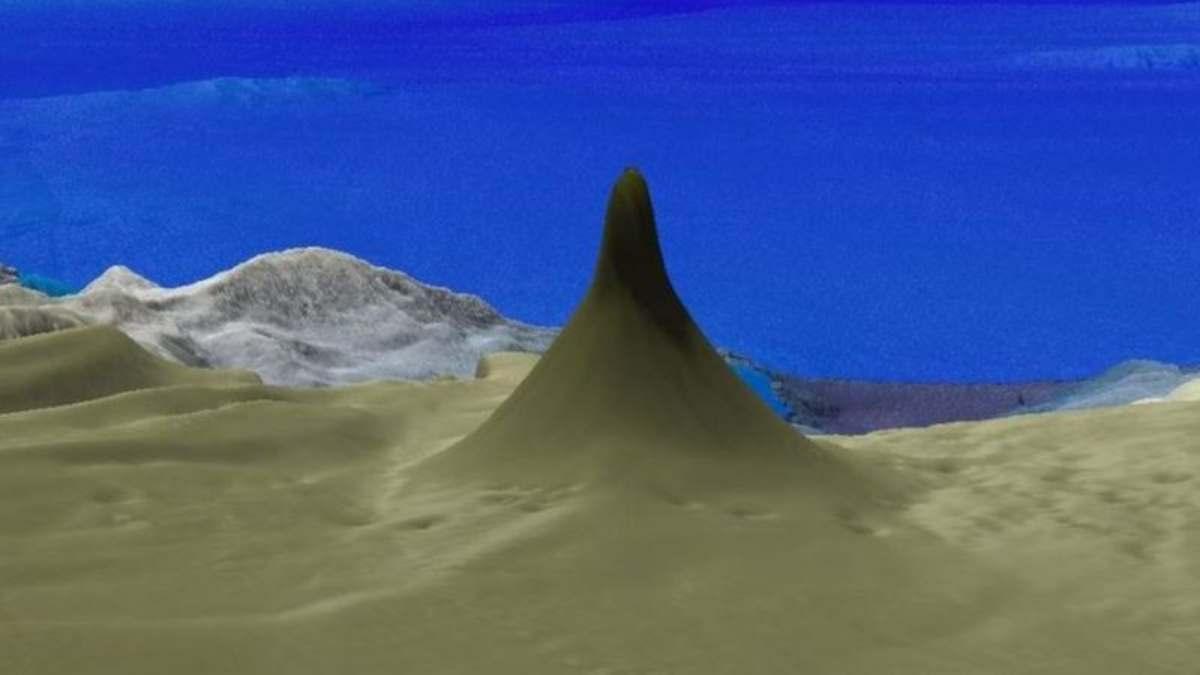 Μεγάλος Κοραλλιογενής Ύφαλος ανακαλύφθηκε νέος με ύψος ουρανοξύστη στον αμμώδη βυθό