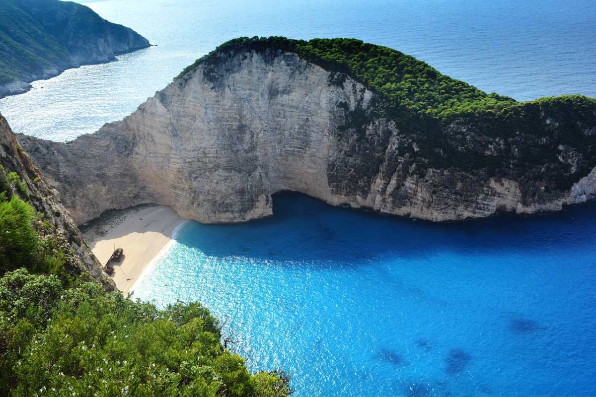 Παραλία Ναυάγιο, Ζάκυνθος