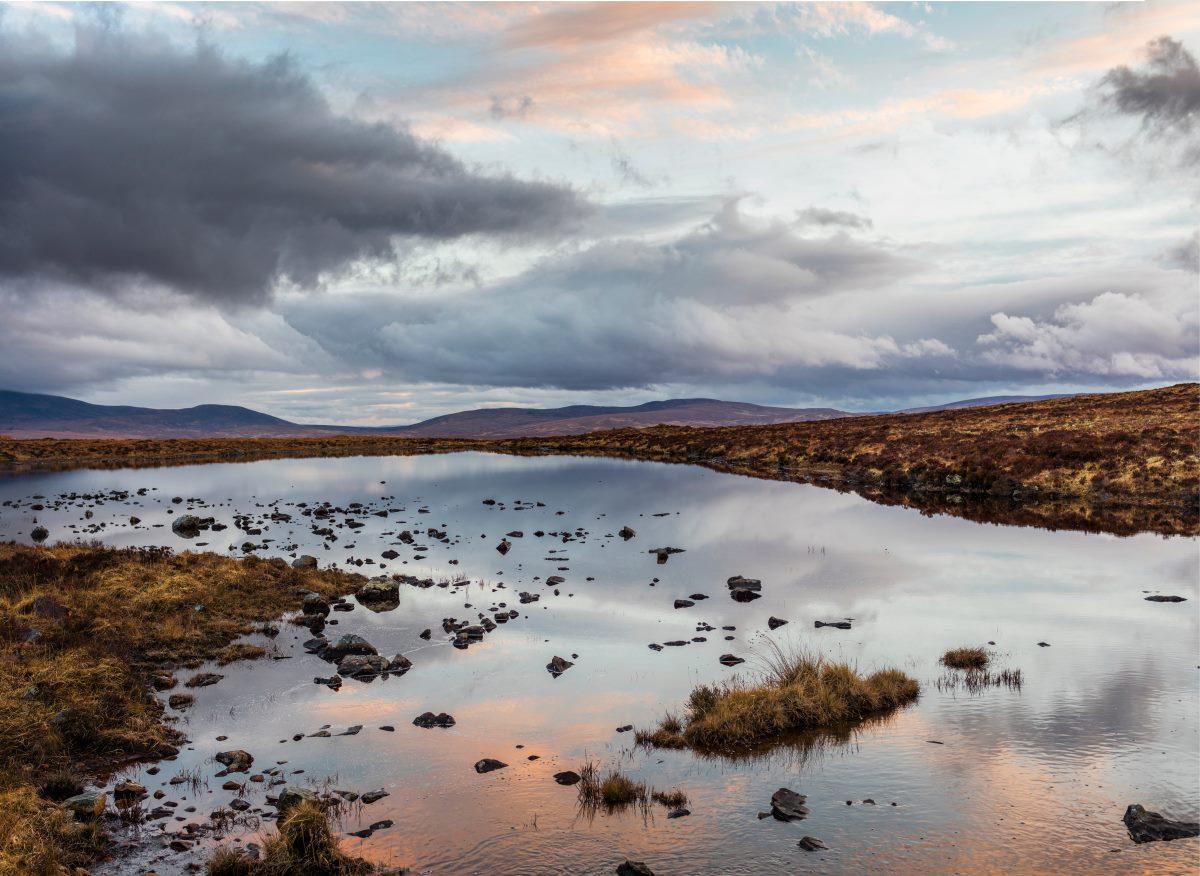 Altnaharra, Χάιλαντς της Σκωτίας